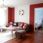 Apartment saunaga